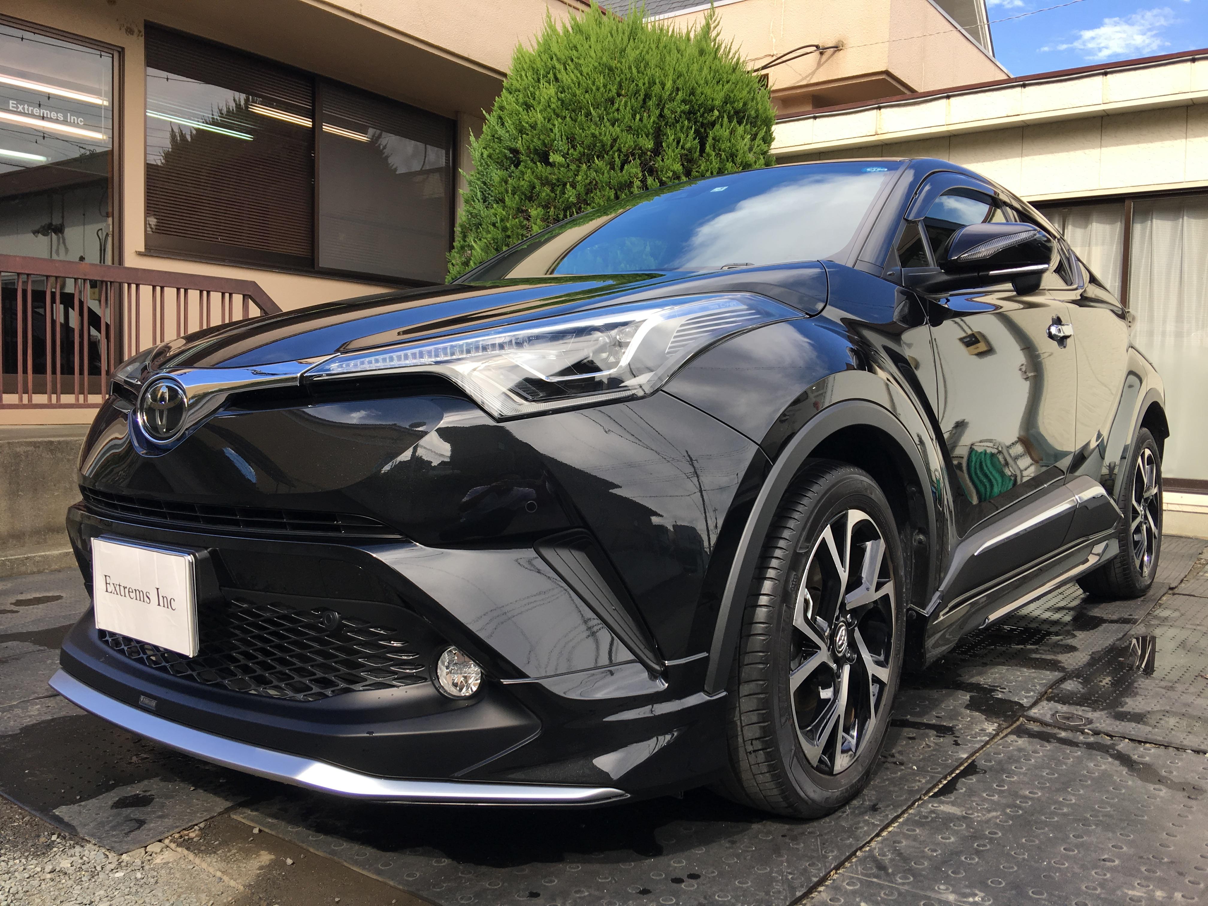 トヨタ CHR G LEDエディション